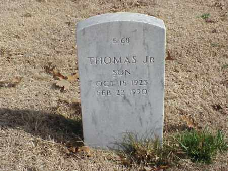 MCGEE, JR, THOMAS - Pulaski County, Arkansas | THOMAS MCGEE, JR - Arkansas Gravestone Photos