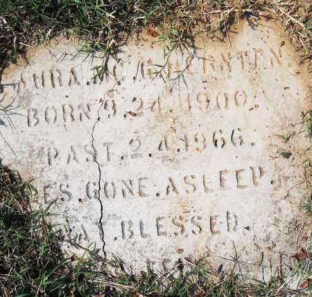 MCGHERNTEN, AURA - Pulaski County, Arkansas | AURA MCGHERNTEN - Arkansas Gravestone Photos
