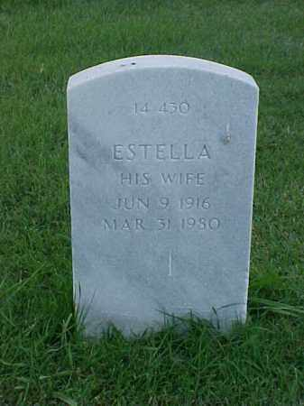 MCGREW, ESTELLA - Pulaski County, Arkansas | ESTELLA MCGREW - Arkansas Gravestone Photos