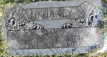 MCHANEY, MARY - Pulaski County, Arkansas | MARY MCHANEY - Arkansas Gravestone Photos