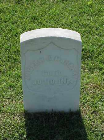 MCHENRY (VETERAN UNION), ANDREW J - Pulaski County, Arkansas | ANDREW J MCHENRY (VETERAN UNION) - Arkansas Gravestone Photos