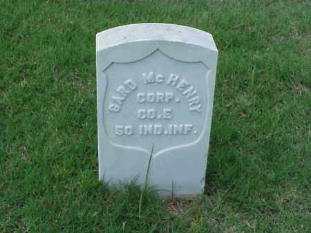 MCHENRY (VETERAN UNION), GARD - Pulaski County, Arkansas | GARD MCHENRY (VETERAN UNION) - Arkansas Gravestone Photos