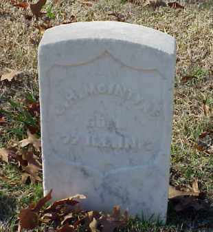 MCINTYRE (VETERAN UNION), J H - Pulaski County, Arkansas | J H MCINTYRE (VETERAN UNION) - Arkansas Gravestone Photos