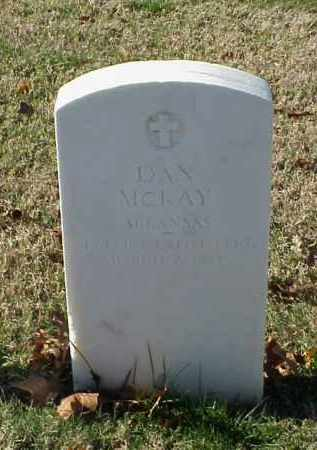 MCKAY (VETERAN WWI), DAN - Pulaski County, Arkansas | DAN MCKAY (VETERAN WWI) - Arkansas Gravestone Photos