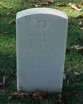 MCKEE (VETERAN WWI), WALTER HENRY - Pulaski County, Arkansas | WALTER HENRY MCKEE (VETERAN WWI) - Arkansas Gravestone Photos