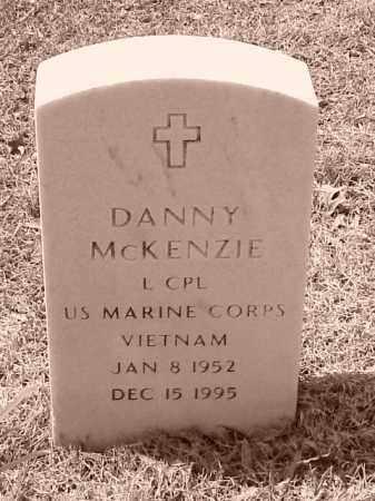 MCKENZIE (VETERAN VIET), DANNY - Pulaski County, Arkansas | DANNY MCKENZIE (VETERAN VIET) - Arkansas Gravestone Photos