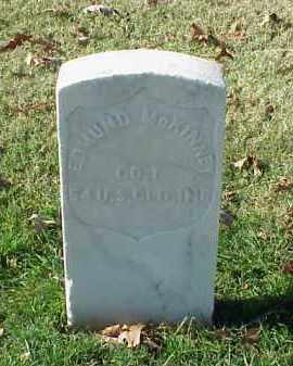 MCKINNEY (VETERAN UNION), EDMUND - Pulaski County, Arkansas | EDMUND MCKINNEY (VETERAN UNION) - Arkansas Gravestone Photos