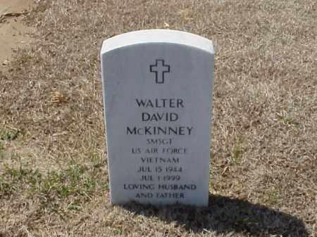 MCKINNEY (VETERAN VIET), WALTER DAVID - Pulaski County, Arkansas | WALTER DAVID MCKINNEY (VETERAN VIET) - Arkansas Gravestone Photos