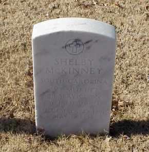 MCKINNEY (VETERAN WWI), SHELBY - Pulaski County, Arkansas | SHELBY MCKINNEY (VETERAN WWI) - Arkansas Gravestone Photos