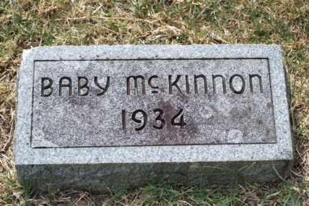 MCKINNON, BABY - Pulaski County, Arkansas | BABY MCKINNON - Arkansas Gravestone Photos