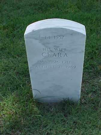 MCKNIGHT, CLARA - Pulaski County, Arkansas | CLARA MCKNIGHT - Arkansas Gravestone Photos