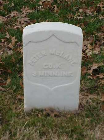 MCLANE (VETERAN UNION), PETER - Pulaski County, Arkansas | PETER MCLANE (VETERAN UNION) - Arkansas Gravestone Photos