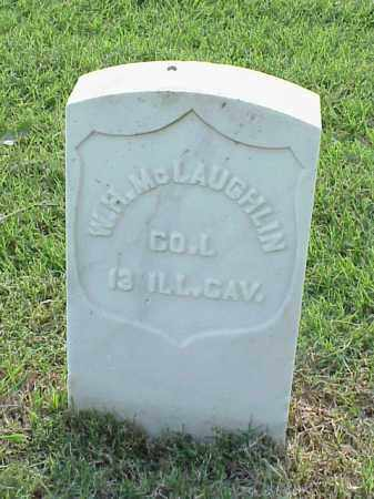 MCLAUGHLIN (VETERAN UNION), WILLIAM H - Pulaski County, Arkansas | WILLIAM H MCLAUGHLIN (VETERAN UNION) - Arkansas Gravestone Photos