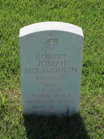MCLAUGHLIN (VETERAN WWI), ROBERT JOSEPH - Pulaski County, Arkansas | ROBERT JOSEPH MCLAUGHLIN (VETERAN WWI) - Arkansas Gravestone Photos