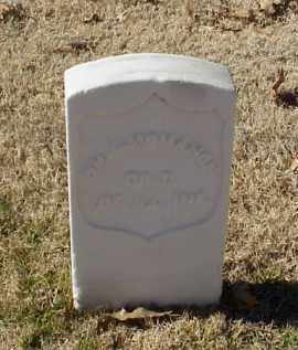 MCMAHON (VETERAN UNION), WILLIAM S - Pulaski County, Arkansas | WILLIAM S MCMAHON (VETERAN UNION) - Arkansas Gravestone Photos