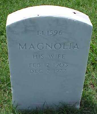 MCMILLER, MAGNOLIA - Pulaski County, Arkansas | MAGNOLIA MCMILLER - Arkansas Gravestone Photos