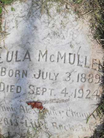 MCMULLEN, LULA - Pulaski County, Arkansas | LULA MCMULLEN - Arkansas Gravestone Photos