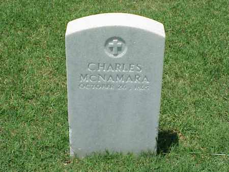 MCNAMARA (VETERAN UNION), CHARLES - Pulaski County, Arkansas | CHARLES MCNAMARA (VETERAN UNION) - Arkansas Gravestone Photos
