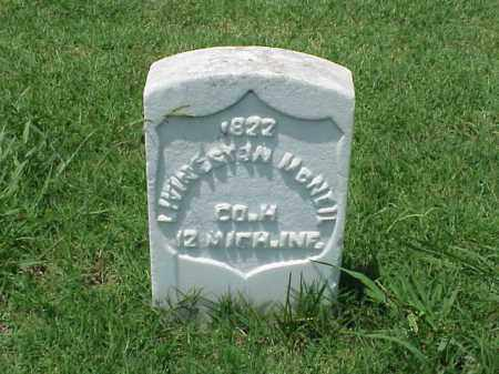 MCNEIL  (VETERAN UNION), LIVINGSTON - Pulaski County, Arkansas | LIVINGSTON MCNEIL  (VETERAN UNION) - Arkansas Gravestone Photos