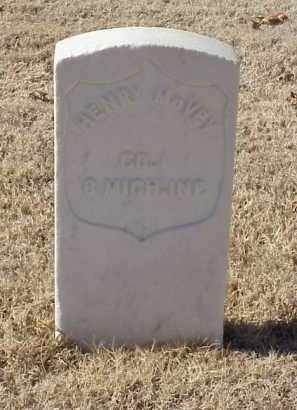 MCVEY (VETERAN UNION), HENRY - Pulaski County, Arkansas | HENRY MCVEY (VETERAN UNION) - Arkansas Gravestone Photos