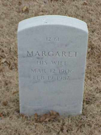 MCWILLIAMS, MARGARET - Pulaski County, Arkansas | MARGARET MCWILLIAMS - Arkansas Gravestone Photos