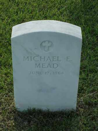 MEAD (VETERAN UNION), MICHAEL E - Pulaski County, Arkansas | MICHAEL E MEAD (VETERAN UNION) - Arkansas Gravestone Photos