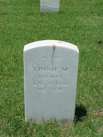 MEARS, LINNIE M - Pulaski County, Arkansas | LINNIE M MEARS - Arkansas Gravestone Photos
