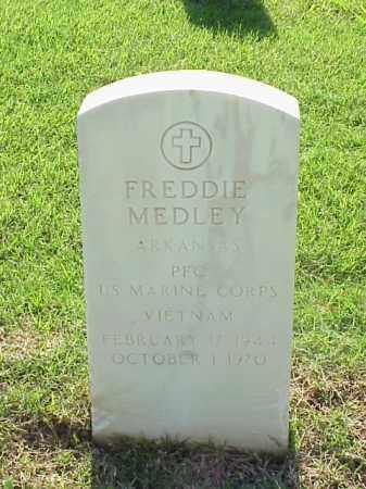 MEDLEY (VETERAN VIET), FREDDIE - Pulaski County, Arkansas | FREDDIE MEDLEY (VETERAN VIET) - Arkansas Gravestone Photos