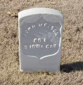 MELSON (VETERAN UNION), JOHN - Pulaski County, Arkansas | JOHN MELSON (VETERAN UNION) - Arkansas Gravestone Photos