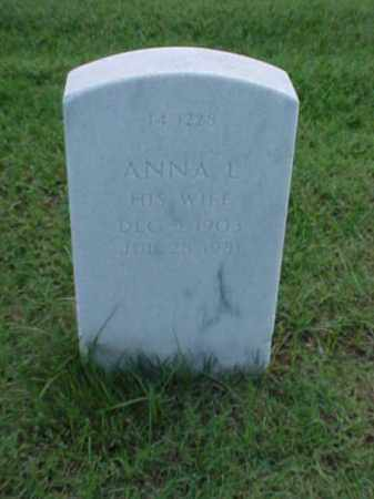 MELTON, ANNA L - Pulaski County, Arkansas | ANNA L MELTON - Arkansas Gravestone Photos