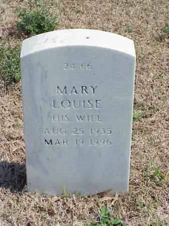 MENARD, MARY LOUISE - Pulaski County, Arkansas | MARY LOUISE MENARD - Arkansas Gravestone Photos