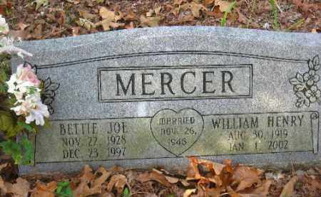 MERCER, BETTIE JOE - Pulaski County, Arkansas | BETTIE JOE MERCER - Arkansas Gravestone Photos