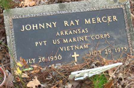 MERCER (VETERAN VIET), JOHNNY RAY - Pulaski County, Arkansas | JOHNNY RAY MERCER (VETERAN VIET) - Arkansas Gravestone Photos
