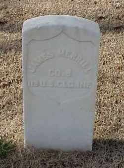 MERRILL (VETERAN UNION), JAMES - Pulaski County, Arkansas | JAMES MERRILL (VETERAN UNION) - Arkansas Gravestone Photos