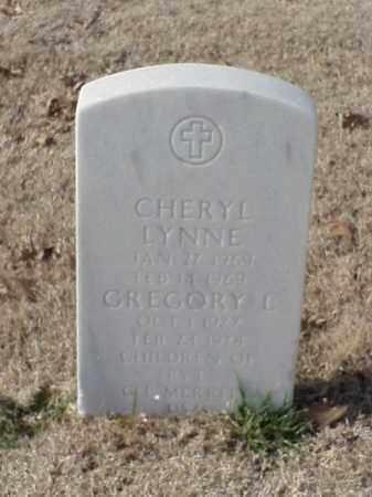 MERRITT, CHERYL LYNNE - Pulaski County, Arkansas | CHERYL LYNNE MERRITT - Arkansas Gravestone Photos