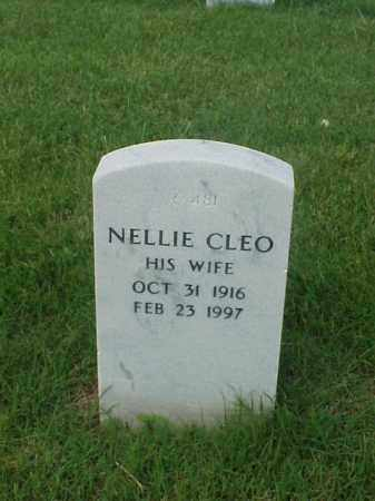 MERTZ, NELLIE CLEO - Pulaski County, Arkansas | NELLIE CLEO MERTZ - Arkansas Gravestone Photos