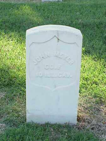 MEYER (VETERAN UNION), JOHN - Pulaski County, Arkansas | JOHN MEYER (VETERAN UNION) - Arkansas Gravestone Photos