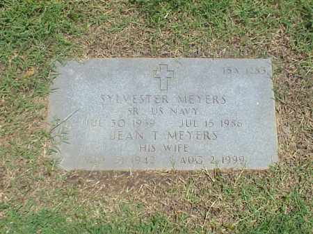 MEYERS (VETERAN), SYLVESTER - Pulaski County, Arkansas | SYLVESTER MEYERS (VETERAN) - Arkansas Gravestone Photos
