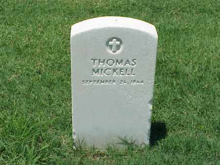 MICKELL, THOMAS - Pulaski County, Arkansas | THOMAS MICKELL - Arkansas Gravestone Photos