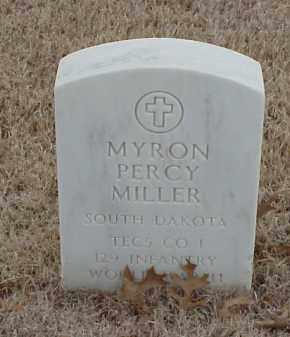 MILLER  (VETERAN WWII), MYRON PERCY - Pulaski County, Arkansas | MYRON PERCY MILLER  (VETERAN WWII) - Arkansas Gravestone Photos