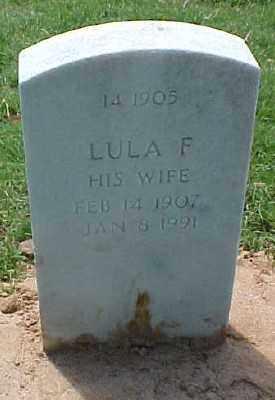 MILLER, LULA F. - Pulaski County, Arkansas | LULA F. MILLER - Arkansas Gravestone Photos