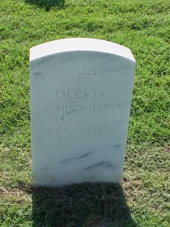 MILLER, OLEVIA - Pulaski County, Arkansas | OLEVIA MILLER - Arkansas Gravestone Photos