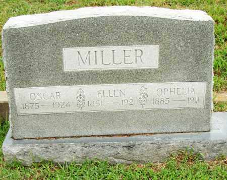 MILLER, OSCAR - Pulaski County, Arkansas | OSCAR MILLER - Arkansas Gravestone Photos