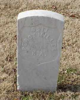 MILLER, PERCY - Pulaski County, Arkansas | PERCY MILLER - Arkansas Gravestone Photos