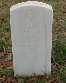 MILLER (VETERAN 2 WARS), JOSEPH E - Pulaski County, Arkansas | JOSEPH E MILLER (VETERAN 2 WARS) - Arkansas Gravestone Photos