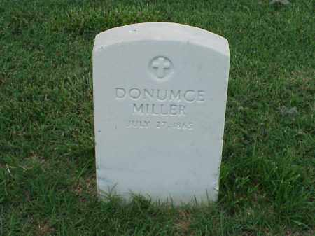 MILLER, DONUMCE - Pulaski County, Arkansas | DONUMCE MILLER - Arkansas Gravestone Photos
