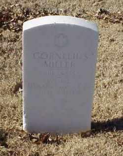 MILLER (VETERAN WWI), CORNELIUS - Pulaski County, Arkansas | CORNELIUS MILLER (VETERAN WWI) - Arkansas Gravestone Photos