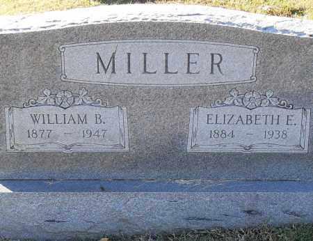 MILLER, ELIZABETH E. - Pulaski County, Arkansas | ELIZABETH E. MILLER - Arkansas Gravestone Photos