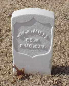 MILLS (VETERAN UNION), WILLIAM R - Pulaski County, Arkansas | WILLIAM R MILLS (VETERAN UNION) - Arkansas Gravestone Photos