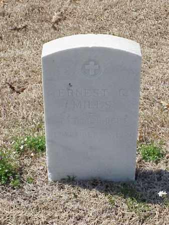 MILLS (VETERAN WWI), ERNEST G - Pulaski County, Arkansas | ERNEST G MILLS (VETERAN WWI) - Arkansas Gravestone Photos